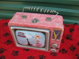 I Dream of Jeannie TV Style Lunch Box (Durham/RTP) for sale