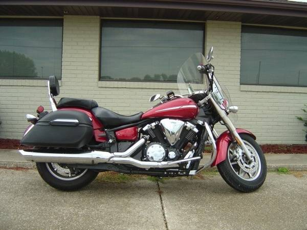 2007 yamaha v star 1300 tourer - motorcycles/scooters - by dealer -...