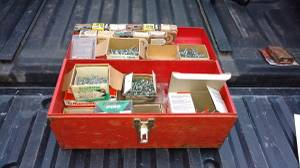 Kennedy Kits Tool Box Full of Powder Actuated Nailer Supplies (Brandon) for sale  Boston