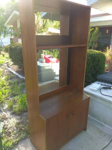 Wood Bookcase/Shelving And Wall Units, Hutch, Bookshelves (Largo), used for sale