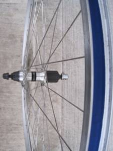 Used, 700c Front/Rear Disc Easton EA70 Wheels & Rim Breaks (East Vancouver) for sale  Vancouver