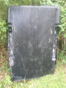 Gently USED Bed Liner, for a Smaller Pickup (Lenox, MI) for sale