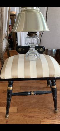 Lamp and chair - furniture - by owner - sale