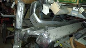 Early 80's to early 90's ford bumpers + other parts. Rangerbronco ll (Sand lake) for sale