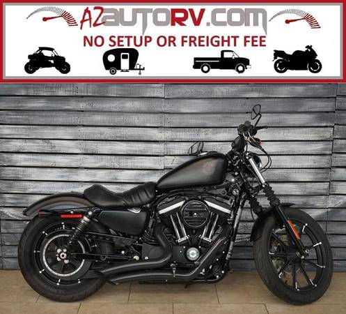 2020 harley-davidson sportster xl883n iron 883 we want your trade! -...