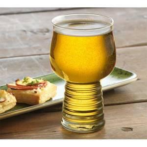 Libbey Hard Apple Cider Drink Glasses Glassware 4 Pack 16oz NEW (Akron) for sale