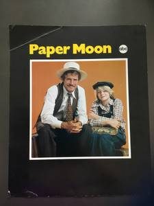 1974 ABC TV Series Poster - Paper Moon (Fletcher) for sale