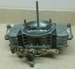 Used, Barry Grant Silver Claw 750 Alcohol Carburetor Alky Dirt Drag race (Baytown , TX) for sale  Austin