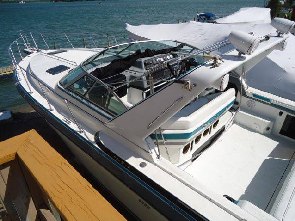 Popular@ 1991 formula 360 pc - boats - by owner - marine sale