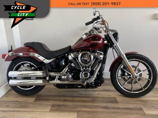 2020 harley davidson fxlr - softail low rider - motorcycles/scooters...