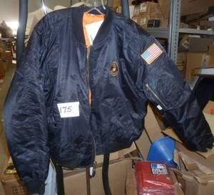 BRAND NEW Mens, Size L, MA-1 Marines flight jacket. (Waconia, Mn) for sale