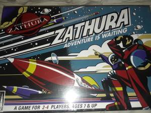 Brand New Zathura Adventure is Waiting Board Game 2005 Very RARE (GARDEN GROVE) for sale