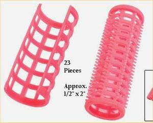 Hair Rollers / Curlers; Jumbo End Wrap; Head Band; Hair Claws (Citrus Heights), used for sale