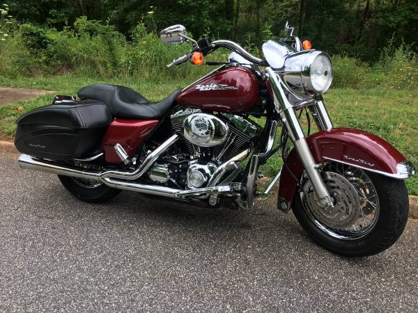 2006 h-d flhrs road king custom - motorcycles/scooters - by owner -...