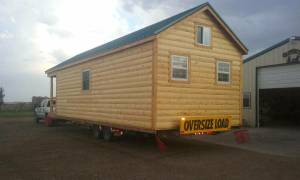 cabin, tiny house, studio, house, used for sale