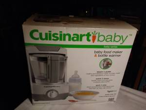 Cuisinart BFM-1000 Baby Food Maker and Bottle Warmer (Columbus) for sale