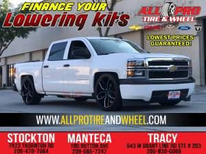 LIFT KITS ►►LEVELING KITS►►LOWERING KITS►►WH (WE FINANCE! ✅ NO CREDIT NEEDED) for sale