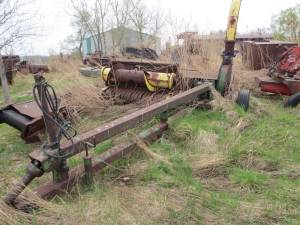 Used, JD 3800 Field Chopper with hay pickup (Hamburg, NY) for sale
