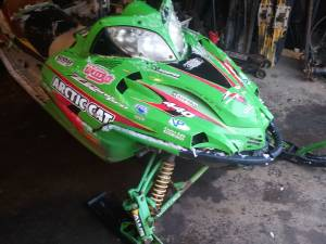 03-06 Arctic Car Firecat & Sabercat Part out 440 500 600 700 Sno Pro (canaan, NH) for sale  Boston