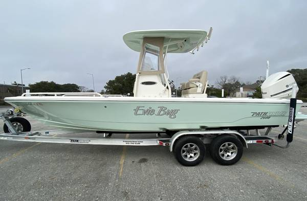 2016 pathfinder 2600 trs 26' - boats - by owner - marine sale