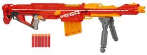 NEW Discontinued Nerf N-strike Elite Centurion Blaster Dart Gun (Lake Zurich) for sale