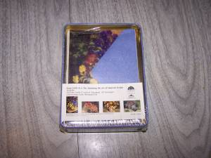 Note Cards + Tin (clinton twp/st clair shores) for sale