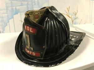 Cairns & Brother Fire Helmet (Fairfax Station) for sale