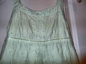 Blue/Green Justice Brand Dress - Size 12 (Tigard) for sale  Seattle