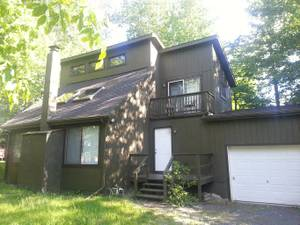 Mountain Vacation Home near waterparks and lakes (tobyhanna) 3bd 1000ft<sup>2</sup>