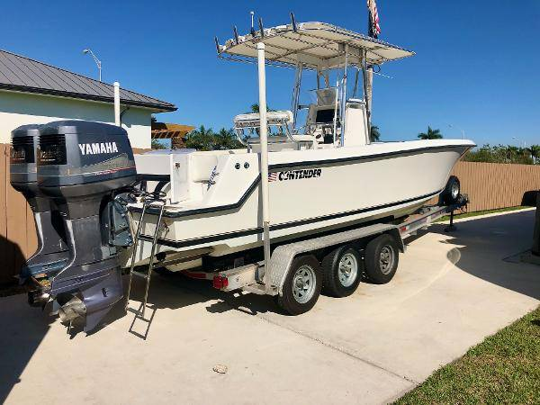 1999 contender with original power- 1999 225 yamaha - boats - by...