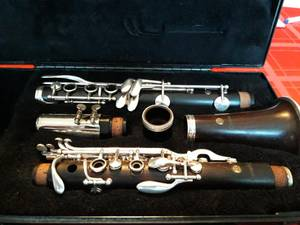 Used, Leblanc France Rapsodie Clarinet.....Take the Leblanc Challenge*** (Canoga Park) for sale