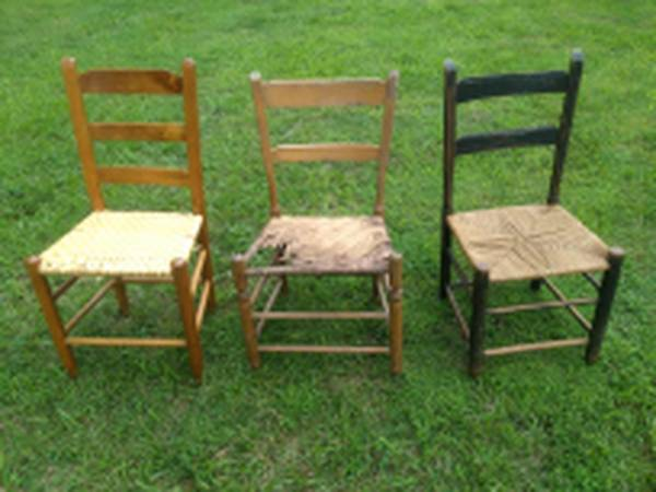 Wood chairs - furniture - by owner - sale