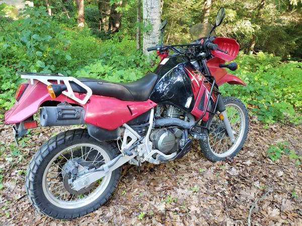 2005 kawasaki klr650 - motorcycles/scooters - by owner - vehicle...