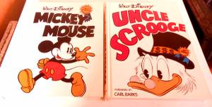 Disney Hardcover Collected Comics Uncle Scrooge Mickey Mouse for sale  Toronto