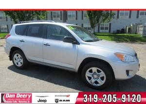 Used, 2012 Toyota RAV4 4WD 4D Sport Utility / SUV Base (Call 319-205-9120) for sale
