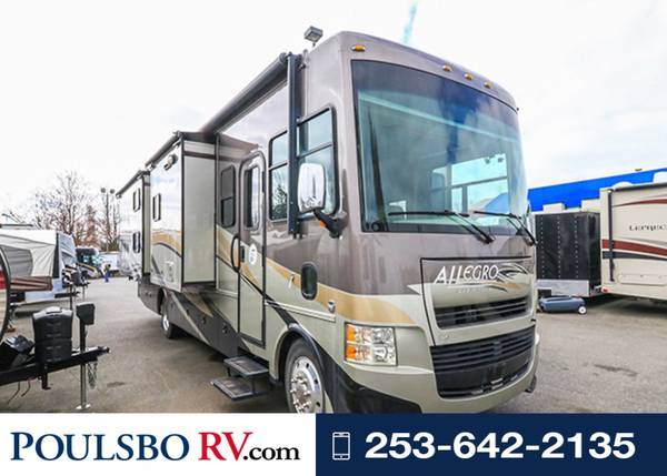 2014 tiffin allegro used - rvs - by dealer - vehicle automotive sale