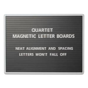 Used, Quartet 903M - Magnetic Wall Mount Letter Board, 36 x 24 -BRAND NEW- (Waconia, Mn) for sale