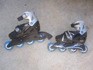 Adjustable Inline Skates for your Child (Glendale) for sale