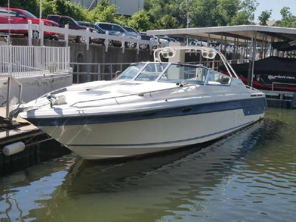1991 sea ray 370 sunsport - boats - by owner - marine sale