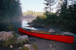 Clipper Tripper Canoe - Fiberglass w/Kevlar Reinforcing NEW (Abbotsford) for sale  Vancouver