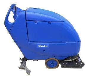 Clarke Focus II Boost L20 20 Inch Floor Scrubber - FREE DELIVERY (Lifetime Equipment) for sale