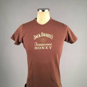 "Used, SIZE M ""TENNESSEE HONEY BEE""JACK DANIELS T-SHIRT (main) for sale  Seattle"