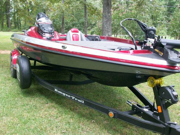 2014 ranger z118c like new bass boat, trailer included! - boats - by...