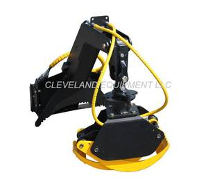 NEW MULTI-PURPOSE LOG GRAPPLE ATTACHMENT Mini Skid Steer Track Loader (Broadview Heights, OH - WE SHIP!) for sale  Detroit