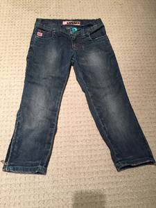 Miss Sixty Jeans for girls 4 years (West Vancouver) for sale  Seattle