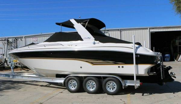 Searay 280 bowrider - boats - by owner - marine sale