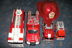 Fire Engines Lot (Lumberton) for sale