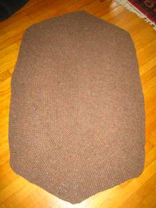 HANDMADE RUG, BABY BLANKETS, LAP THROWS, HATS, HEADBAND EARWARMERS (CHICAGO) for sale