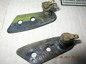 Used, corvette parts (otisville) for sale