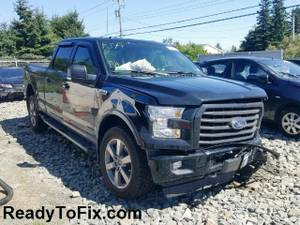 2018 Ford F150 4X4 - Needs Some Work - Repairable Ford F150 4X4 Trucks (Minneapolis, Minnesota) for sale